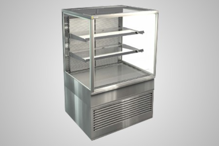 Cossiga open front refrigerated cabinet - Model BTGOR9