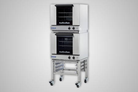 Turbofan electric convection oven - Model E27M3/2