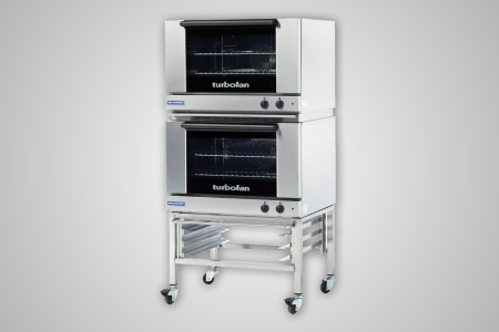 Turbofan electric convection oven - Model E27M2/2