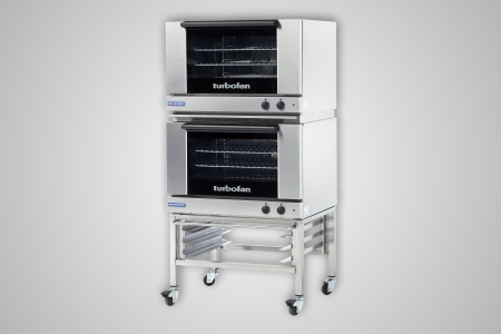 Turbofan electric convection oven - Model E27M3/2C