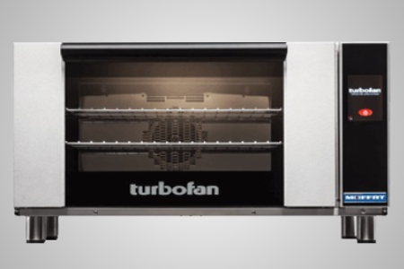 Turbofan electric convection oven - Model E27T3