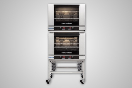 Turbofan electric convection oven - Model E28T4/2C