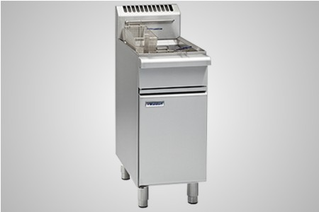 Waldorf single pan gas deep fryer - Model FN8118G