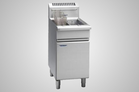 Waldorf twin pan gas deep fryer - Model FN8226G