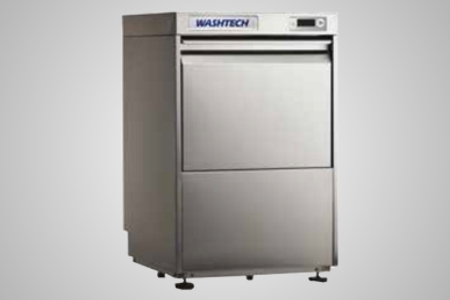 Washtech undercounter glasswasher/dishwasher - Model GL