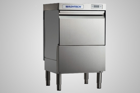 Washtech undercounter glasswasher - Model GM