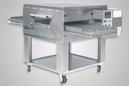 Middleby Marshall conveyor pizza oven gas - Model PS536G