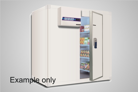 MISA cold room modular (1430x1430x2630) - Model KLC1AF2.4M