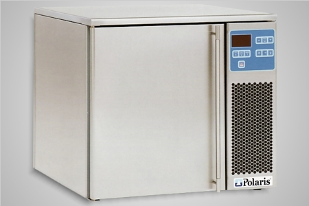 Polaris blast chiller / freezer counter top - Model PCF031/AFG