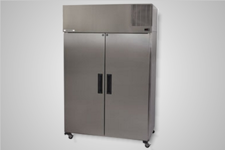 Skope fridge two door upright - Pegasus Model PG1300VC