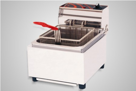 Woodson fryer 5 litre single pan - Model WFRS50