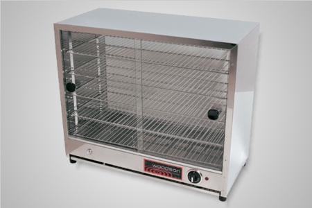 Woodson pie warmer (100 pie capacity) - Model WPIA100