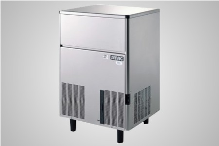 Bromic self-contained 59kg solid cube ice machine - Model IM0065SSC