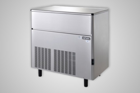 Bromic self-contained 115kg solid cube ice machine - Model IM0113SSC