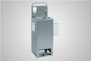 Tournus mobile hand wash basin - Model 806517