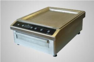 Adventys induction griddle - Model BGIC3000