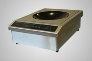 Adventys induction wok- Model BWIC3000