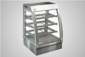 Cossiga counter series heated food display - Model CC5HT6