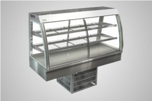 Cossiga counter series cold food display - Model CC5RF15