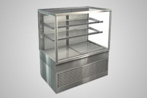 Cossiga open front refrigerated cabinet - Model BTGOR12
