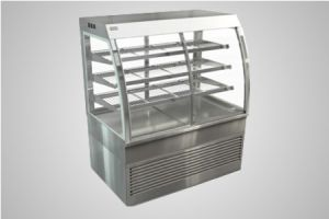 Cossiga curved refrigerated cabinet - Model CD5RF12