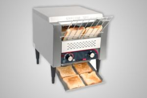 Anvil conveyor toaster 2 Slice - Model CTK0001