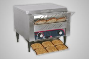 Anvil conveyor toaster 3 slice - Model CTK0002