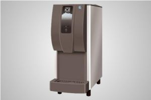 Hoshizaki ice and water dispenser (125kg production) - Model DCM-120KE
