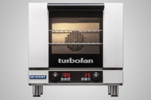 Turbofan electric convection oven - Model E23D3
