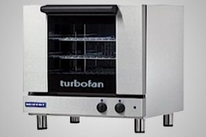 Turbofan electric convection oven - Model E23M3