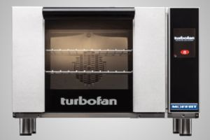 Turbofan electric convection oven - Model E23T3