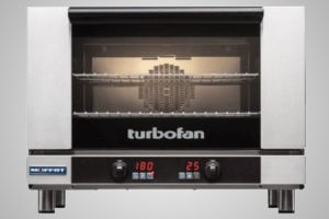 Turbofan electric convection oven - Model E27D2
