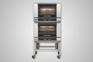 Turbofan electric convection oven - Model E27D2/2