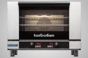 Turbofan electric convection oven - Model E27D3