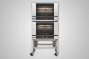 Turbofan electric convection oven - Model E27D3/2C
