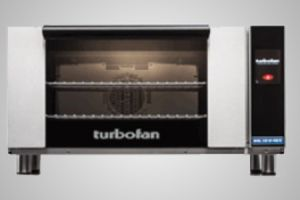 Turbofan electric convection oven - Model E27T2