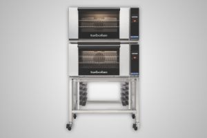 Turbofan electric convection oven - Model E27T3/2