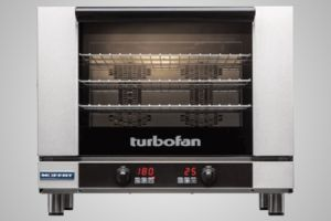 Turbofan electric convection oven - Model E28D4