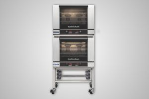 Turbofan electric convection oven - Model E28D4/2