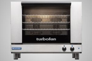 Turbofan electric convection oven - Model E28M4