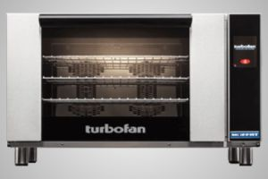 Turbofan electric convection oven - Model E28T4