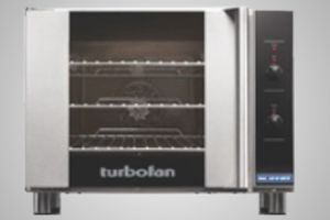 Turbofan electric convection oven - Model E30M3