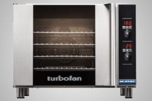 Turbofan electric convection oven - Model E31D4