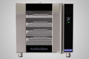 Turbofan electric convection oven - Model E32T4