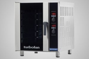 Turbofan electric convection oven - Model E33D5