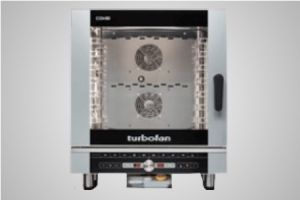 Turbofan digital combi oven 40D series 7 tray - Model EC40D7