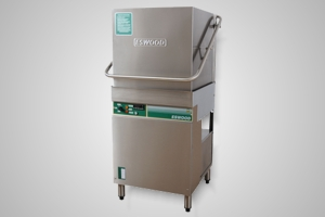 Eswood dishwasher pass through - Model ES25