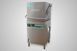 Eswood dishwasher pass through - model ES32