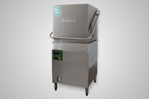 Eswood dishwasher pass through - Model ES50