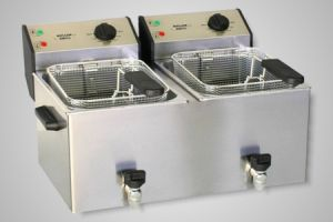 Roller Grill Fryer – Model FD80DR